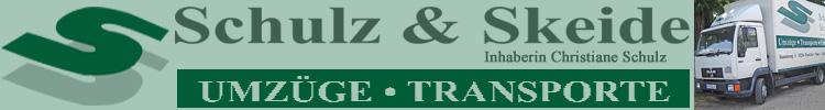 Schulz & Skeide - Umz�ge und Transporte